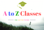 A to Z Classes