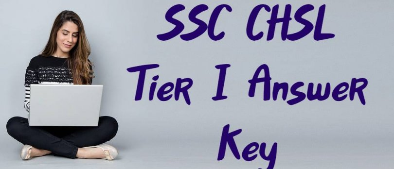 SSC CHSL Tier I Answer Key