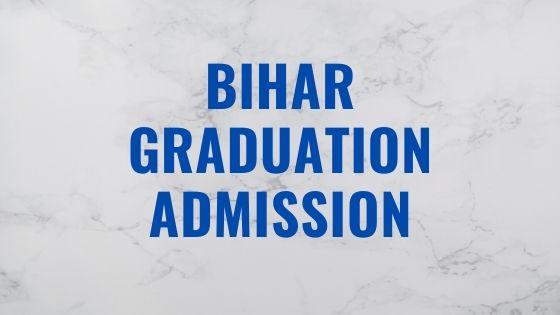 Bihar Board Graduation Admission
