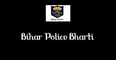 bihar police bharti 2019