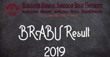 BRABU Result 2019 – Download for B.Sc BA B.Com