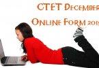 CTET December Online Form 2019