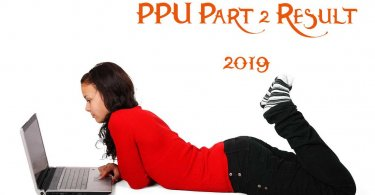 PPU Part 2 Result 2019