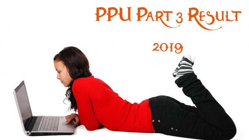 PPU Part 3 Result 2019