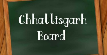 Chhattisgarh Board