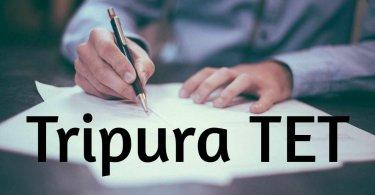 Tripura TET 2019 Exam Date, Admit Card