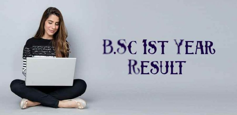 B.Sc 1st Year Result