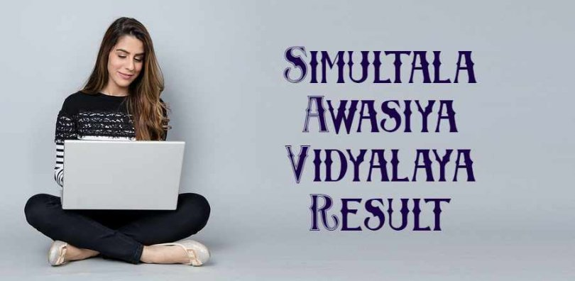 Simultala Awasiya Vidyalaya Result
