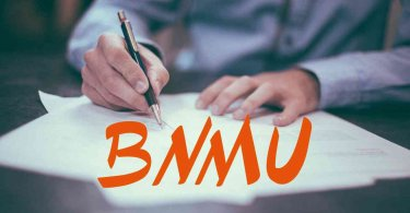 BNMU Part 2 Exam Date Sheet 2019
