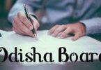 Odisha Board
