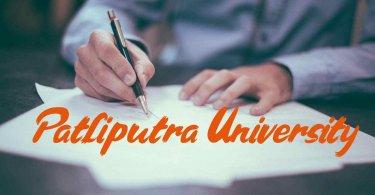 Patliputra University (PPU)