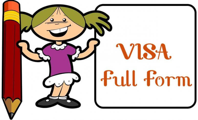 VISA Full Form