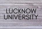 Lucknow University