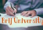Brij University