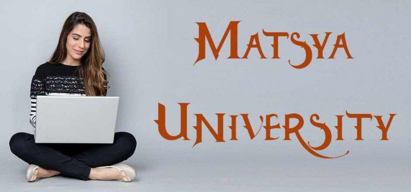 Matsya University