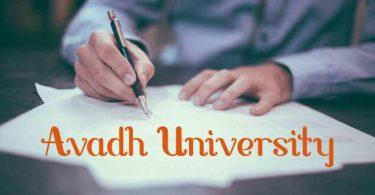 Avadh University