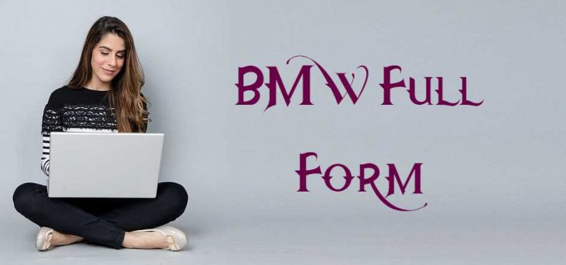 BMW Full Form