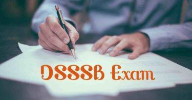 DSSSB Exam