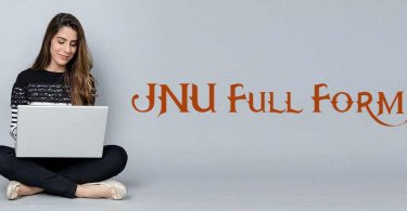 JNU Full Form