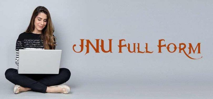 JNU Full Form
