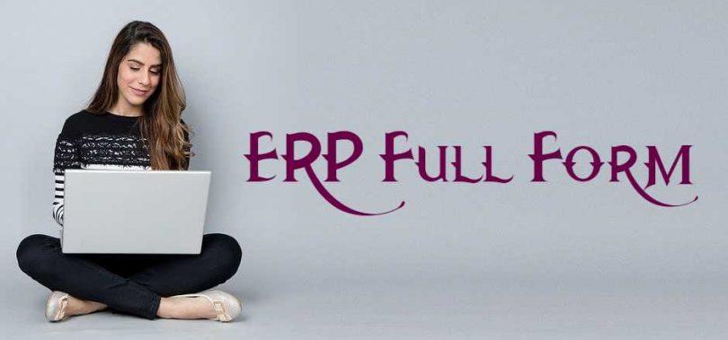 ERP Full Form