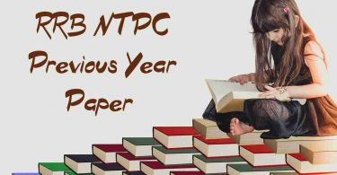 RRB NTPC Previous Year Paper