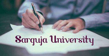 Sarguja University