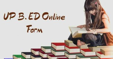 UP B.ED Online Form