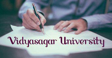 Vidyasagar University