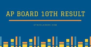 AP Board 10th Result