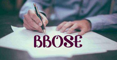 BBOSE
