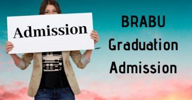 BRABU Graduation Admission