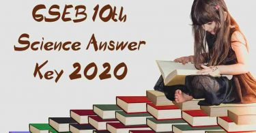 GSEB 10th Science Answer Key 2020