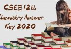 GSEB 12th Chemistry Answer Key 2020