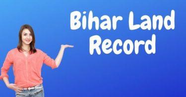 Bihar Land Record