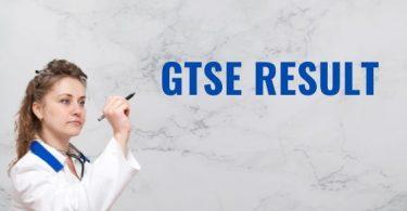 GTSE Result