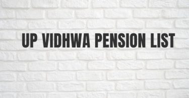 Vidhwa Pension