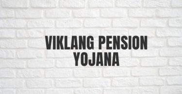 Viklang Pension Yojana